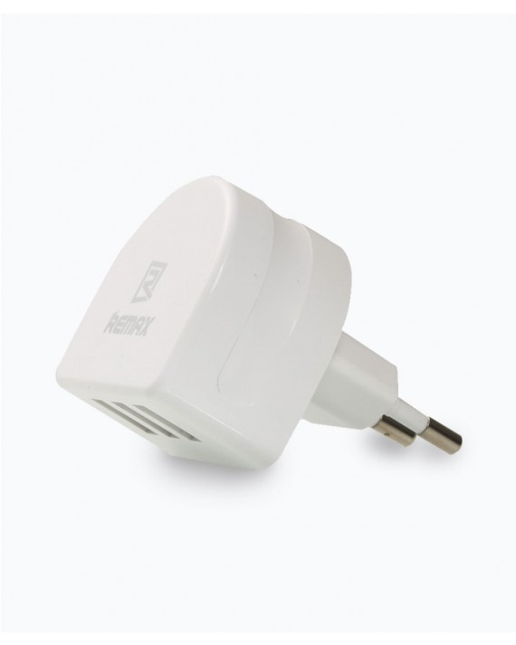 MOON USB WALL CHARGER 3.1A White