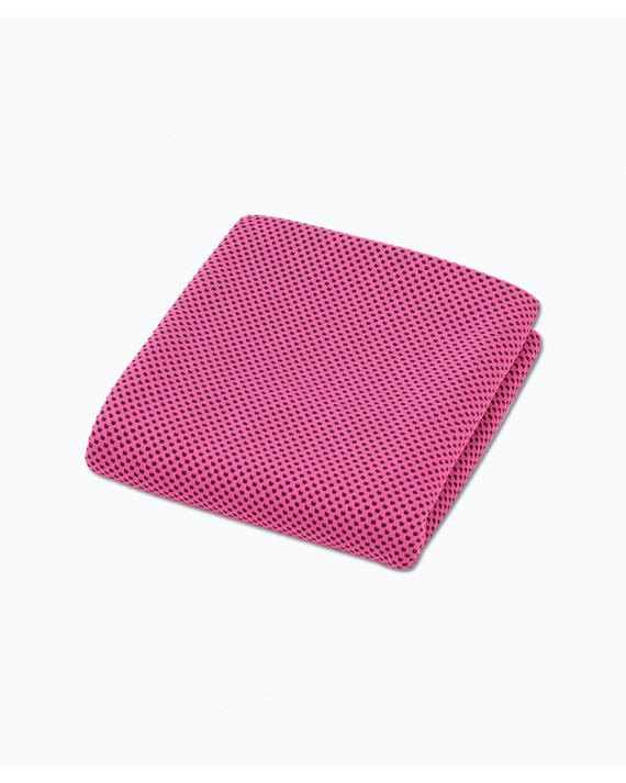 Ice Cool Napkin For Sports Pink