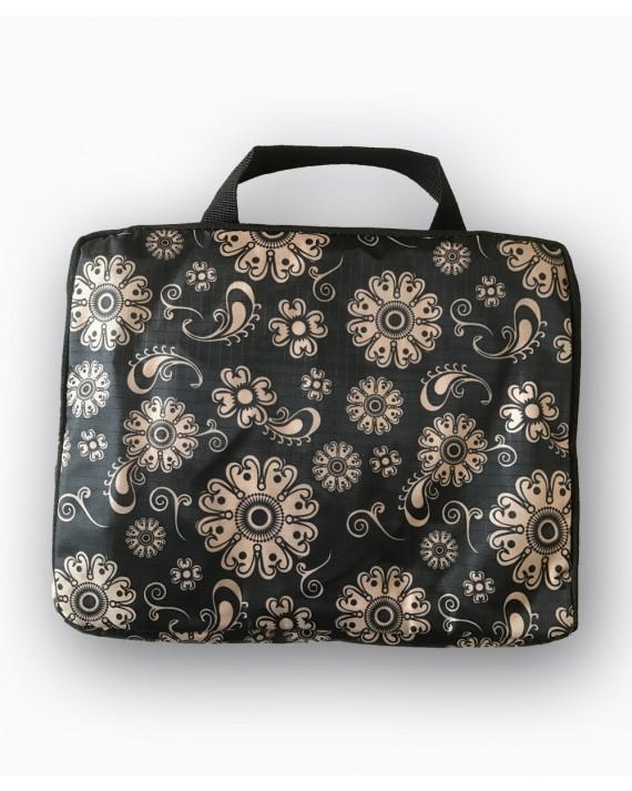 Foldable Bag Pack Waterproof Flower Print