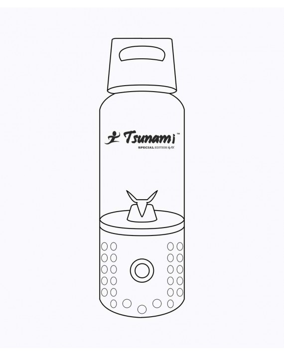 Tsunami Special Edition by RK (Rechargeable)