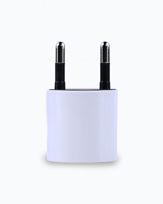 USB WALL CHARGER 1.0A White