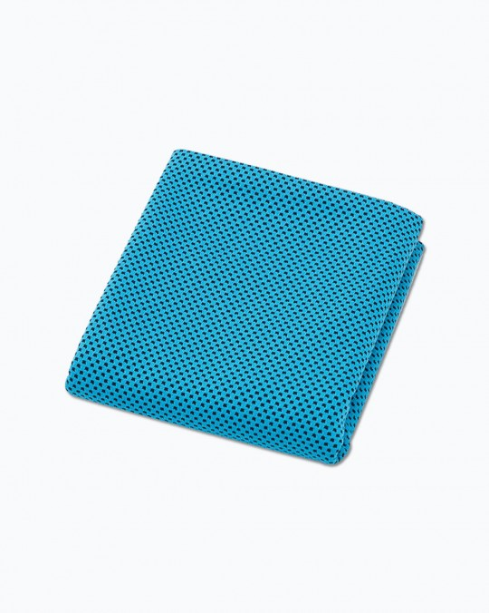 Ice Cool Napkin For Sports Blue