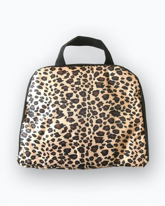 Foldable Bag Pack Waterproof Tiger Print