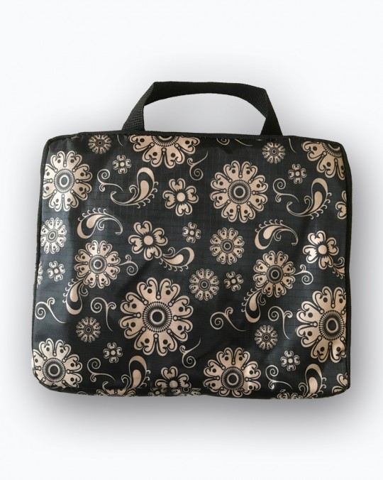 Foldable Bag Pack Waterproof Flower Print
