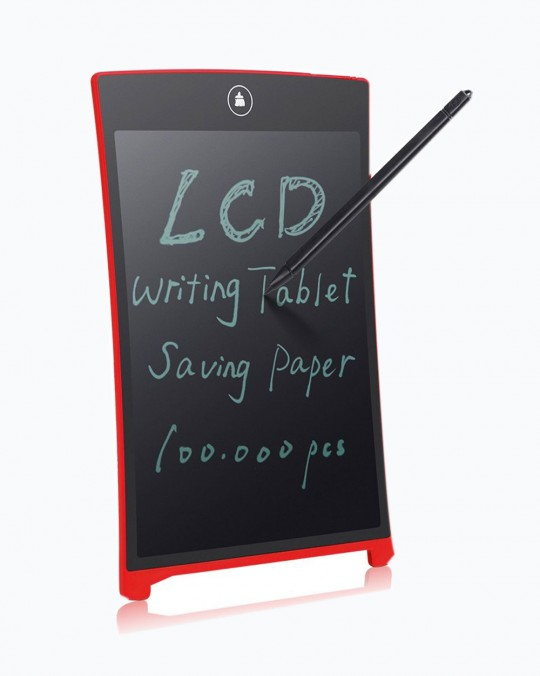 LCD Writing Board 8.5 inch Pink