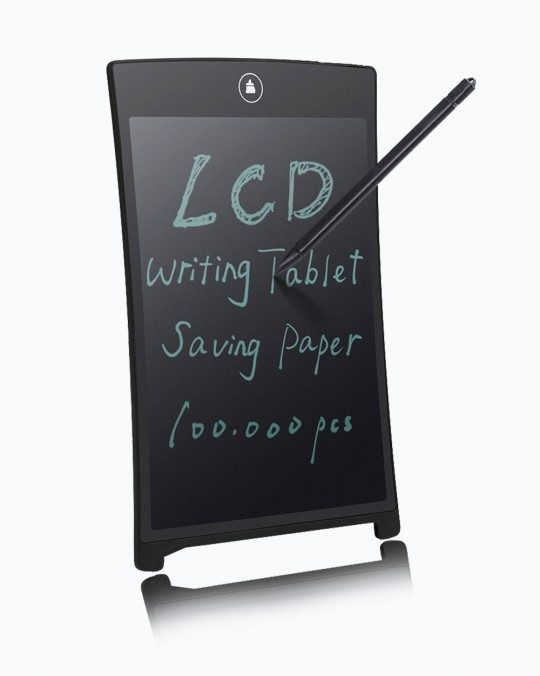 LCD Writing Board 12 inch Black