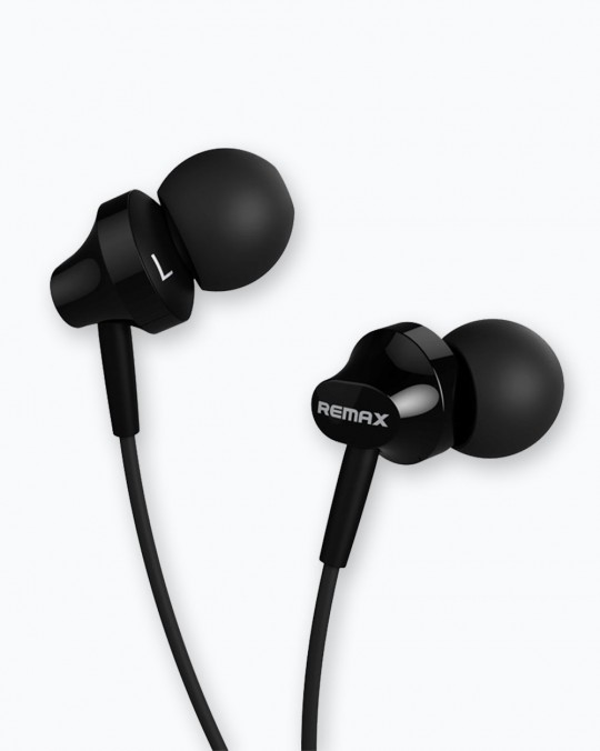 RM-501 Earphone 1.2M, 3.5mm Black