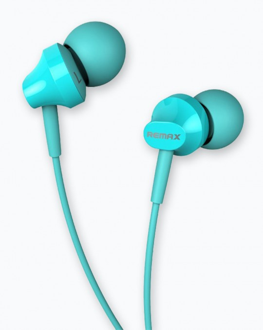 RM-501 Earphone 1.2M, 3.5mm Blue