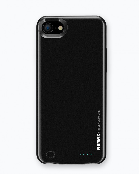 Energy Jacket for iPhone 7 2400 mAh Black