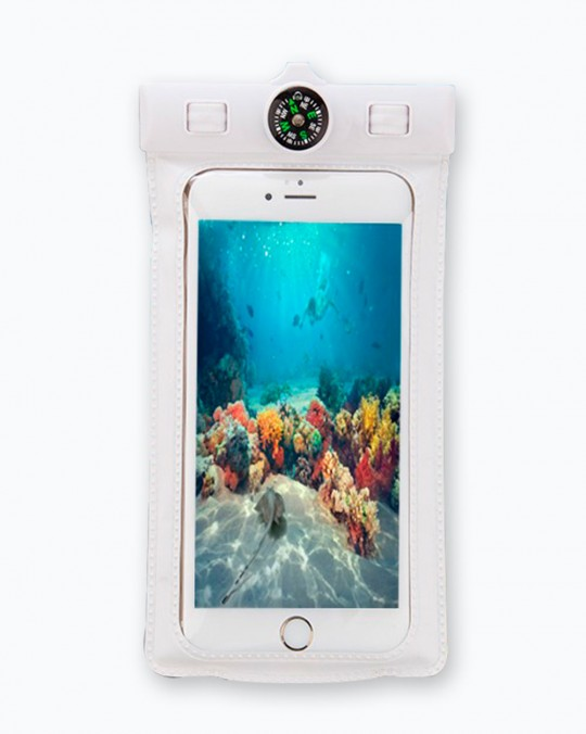 Water Proof Cover Upto 5.5 inch White