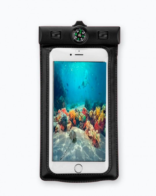 Water Proof Cover Upto 5.5 inch Black