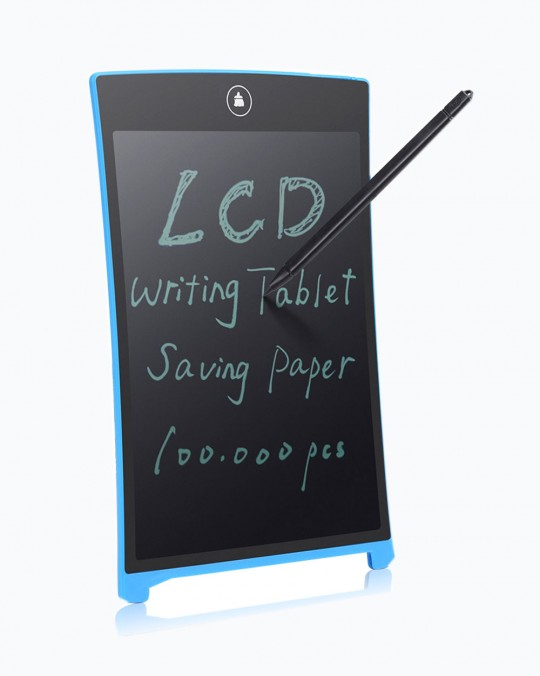 LCD Writing Board 8.5 inch Blue