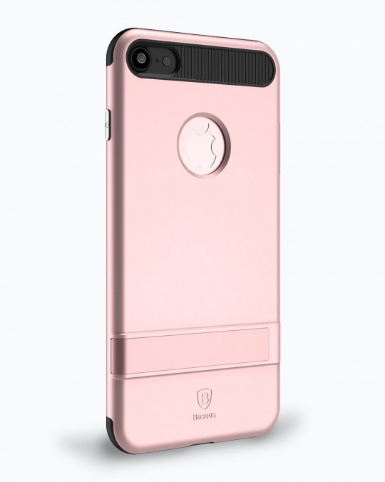 i BRACKET CASE WITH STAND iPhone 7 Pink