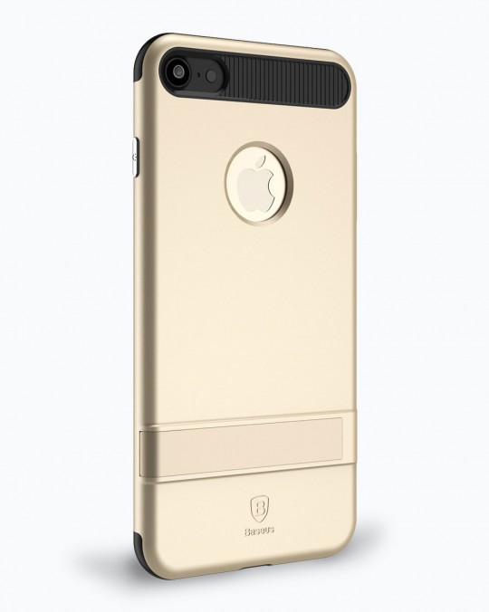 i BRACKET CASE WITH STAND iPhone 7 Gold