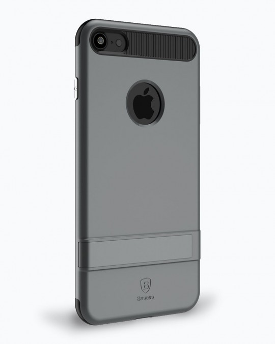 i BRACKET CASE WITH STAND iPhone 7 Black