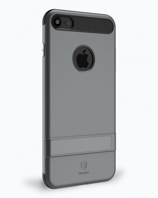 i BRACKET CASE WITH STAND iPhone 7+ Black