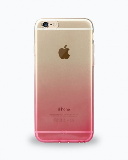 ILLUSION CASE (2 TONE) iPhone 6,6s Pink