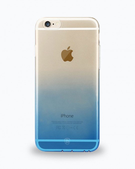 ILLUSION CASE (2 TONE) iPhone 6,6s Blue