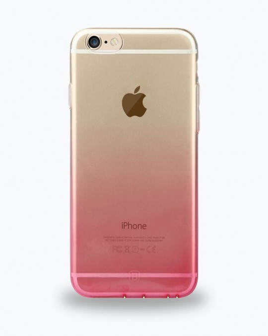 ILLUSION CASE (2 TONE) iPhone 6+,6s+ Pink