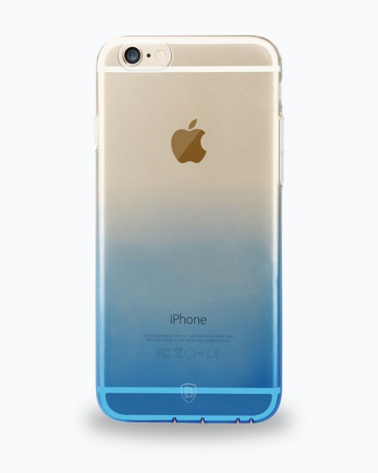 ILLUSION CASE (2 TONE) iPhone 6+,6s+ Blue