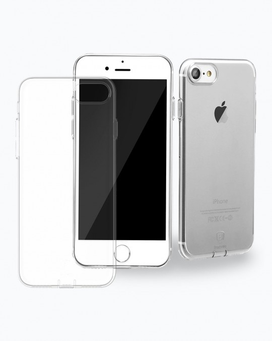MULTIPROTECTIVE SOFT CASE iPhone 7 Clear