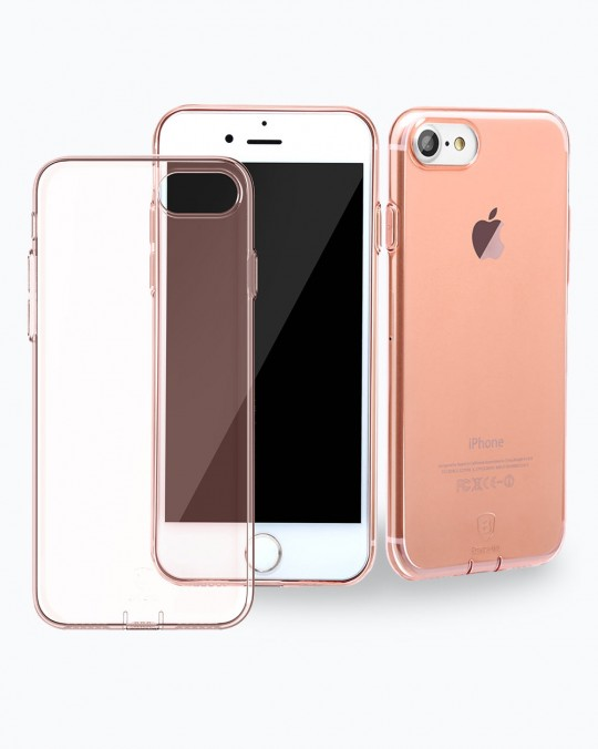 MULTIPROTECTIVE SOFT CASE iPhone 7 Pink